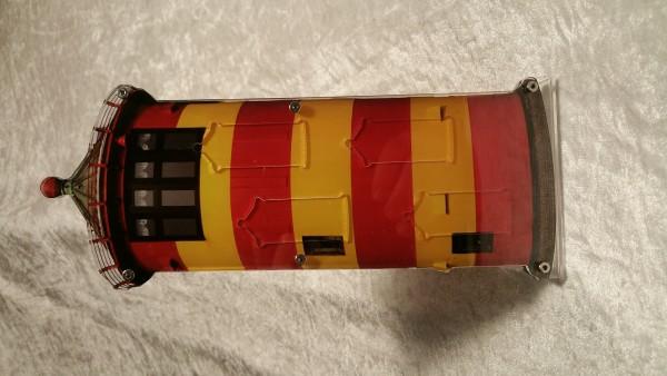 Präsenter Pilsumer Leuchtturm