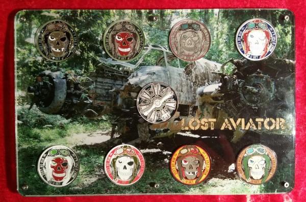 Präsenter Lost Aviator