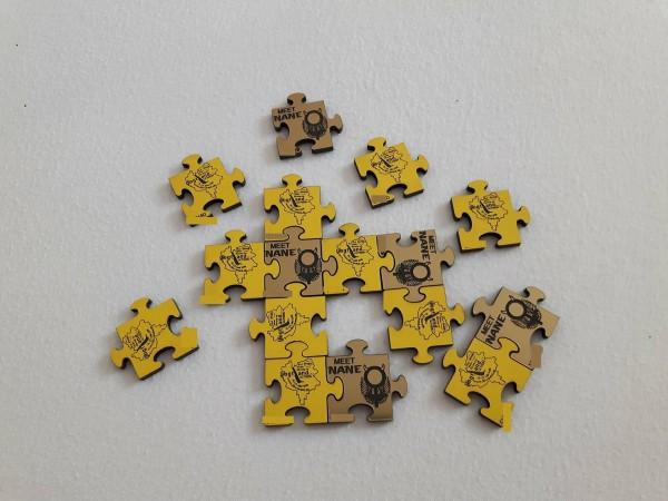 Nano-Puzzle mit eigenem Motiv (20 Stück)