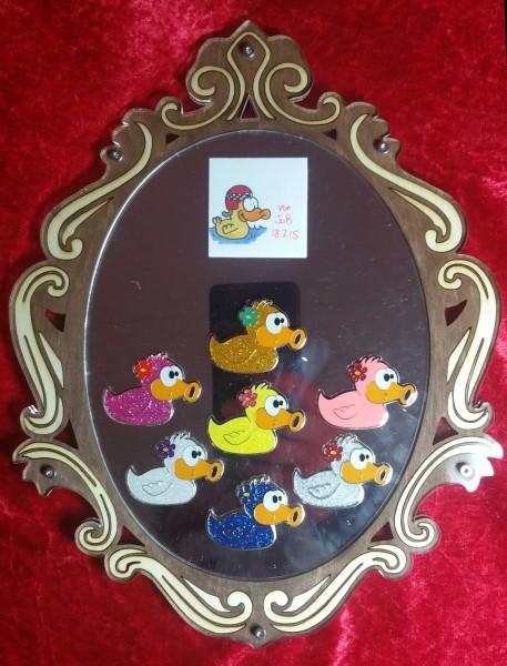 Beauty Duck Präsenter