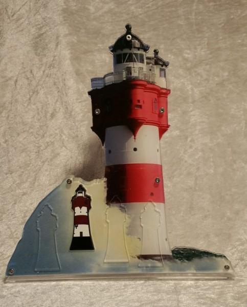 Präsenter Leuchtturm Roter Sand